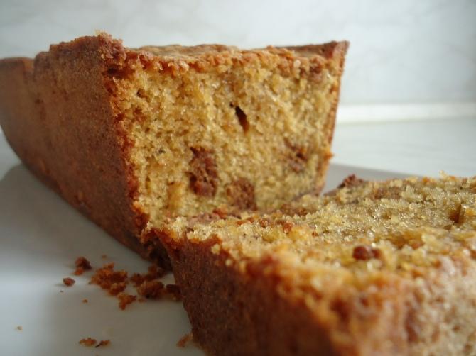 Cake spéculoos pralinoise 030