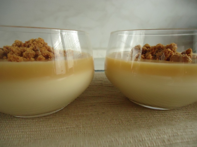 Panna cotta caramel au beurre salé 116