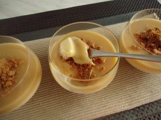 Panna cotta caramel au beurre salé 130