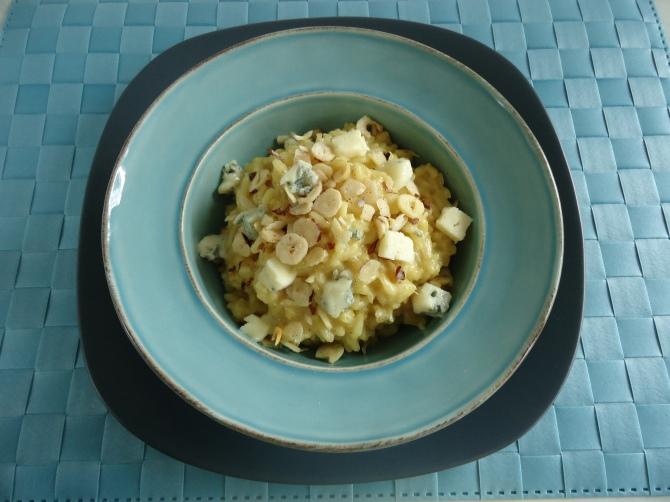 risotto gorgonzola et noisettes 073
