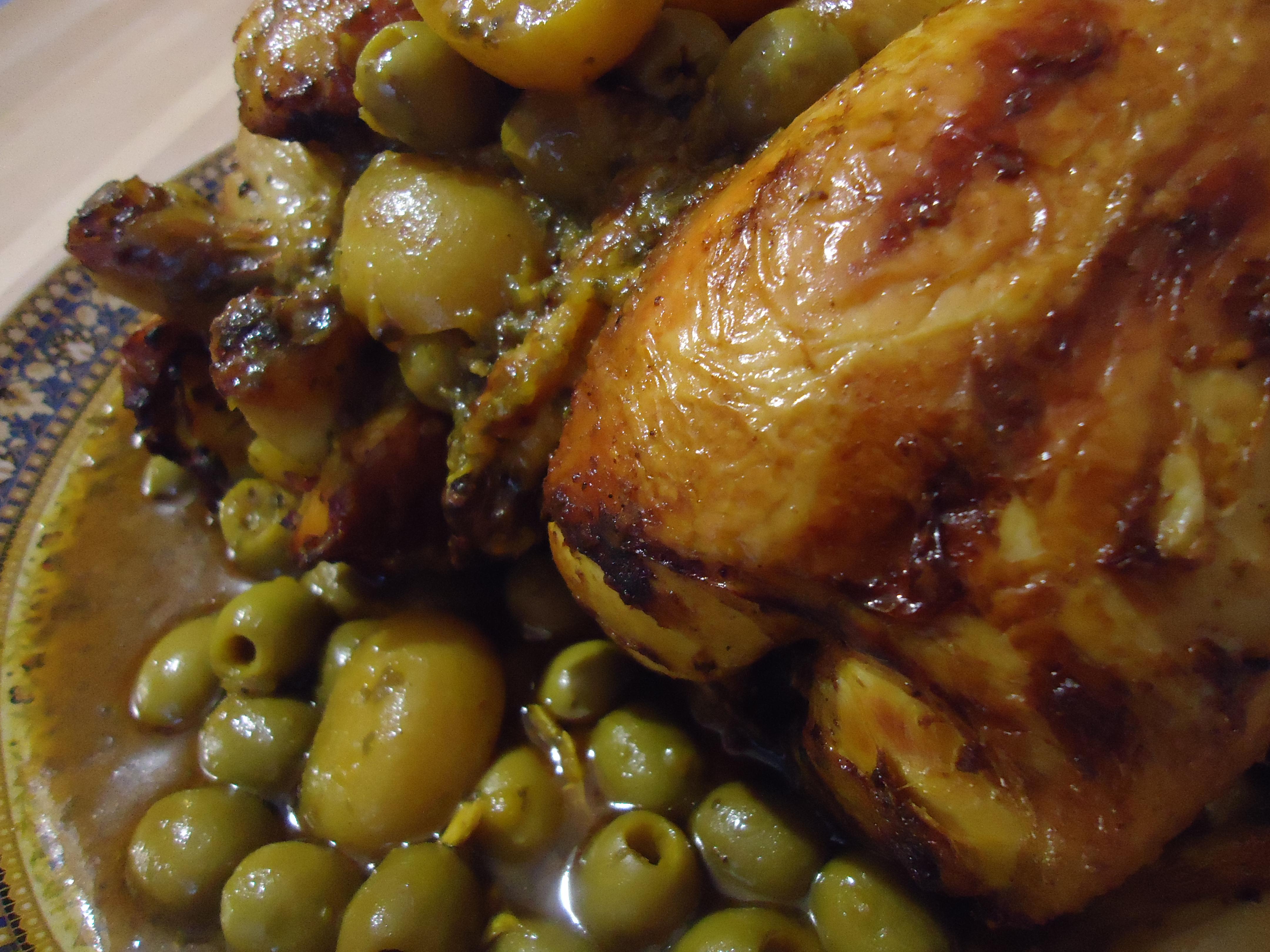 En espérant que mes poulets et ma recette vous plaisent. N'hésitez