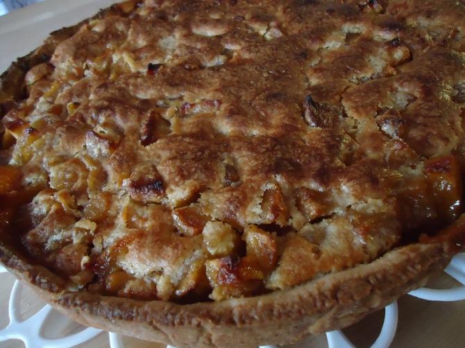 tarte aux pommes 012