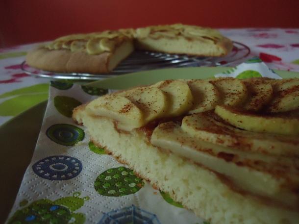 Brioche façon tarte aux pommes 025