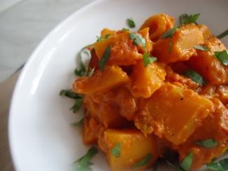 Butternut au curry 016