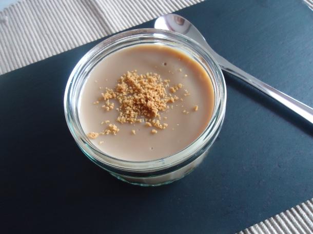 Crème au café et spéculoos 003