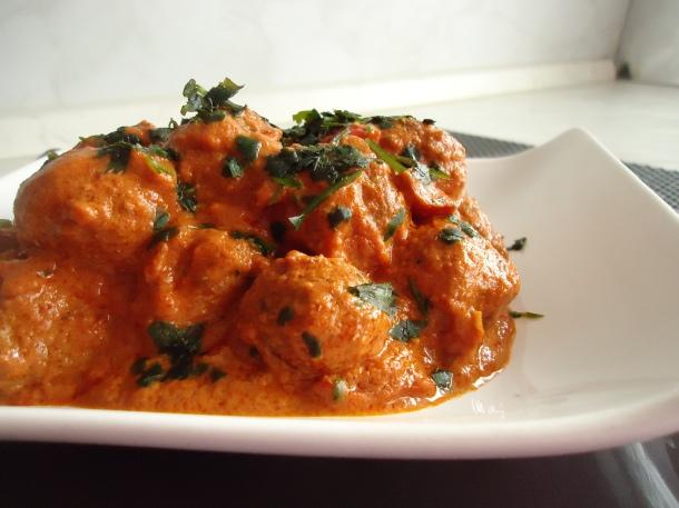 Boulettes de viande hachée tandoori 018