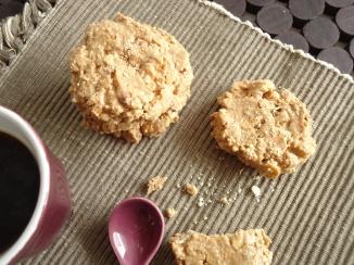 Palets craquants aux petits beurre, praliné et chocolat blanc 070