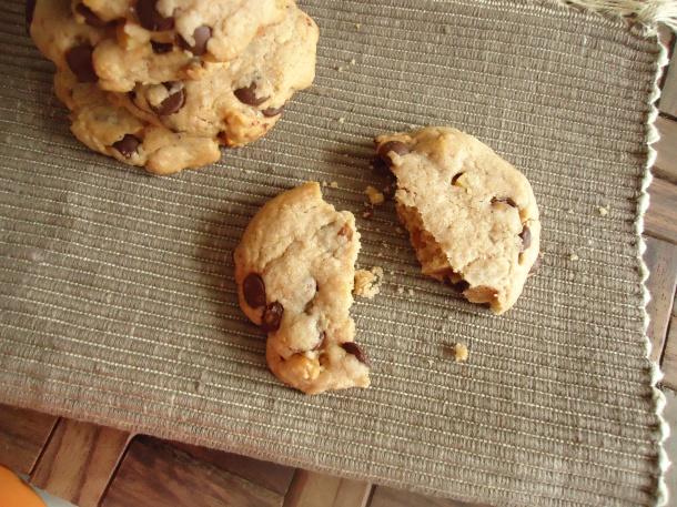 Cookies noix et chocolat 047
