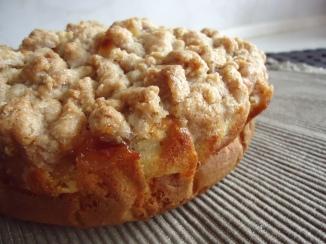 Gâteau aux pomme et streussel 028