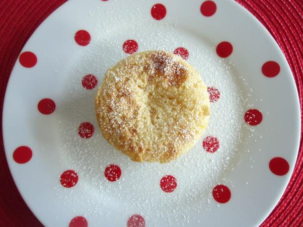 Mi-cuit chocolat blanc et son coeur spéculoos 009