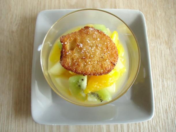 salade de fruits et son pain perdu 004