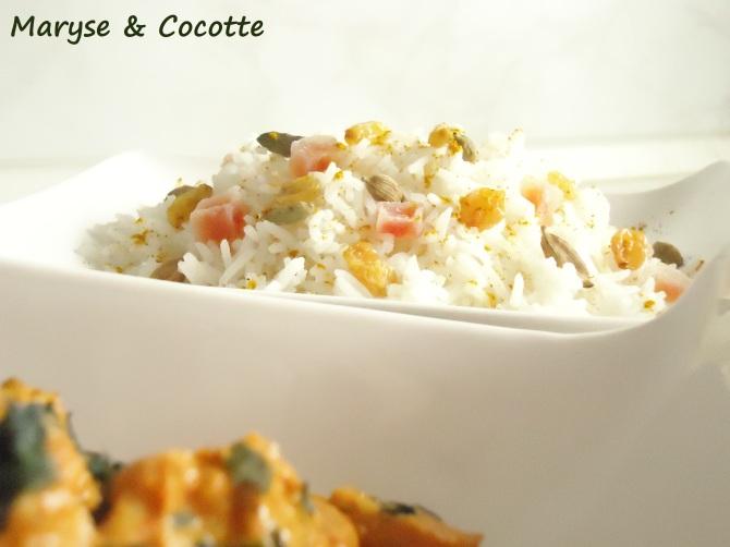 Crevettes Makhani 1 006