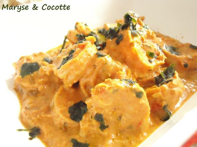 Crevettes Makhani 2 039