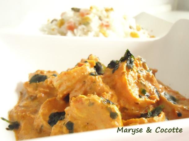Crevettes Makhani 2 060