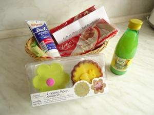 Tartelettes spéculoos au citron 010