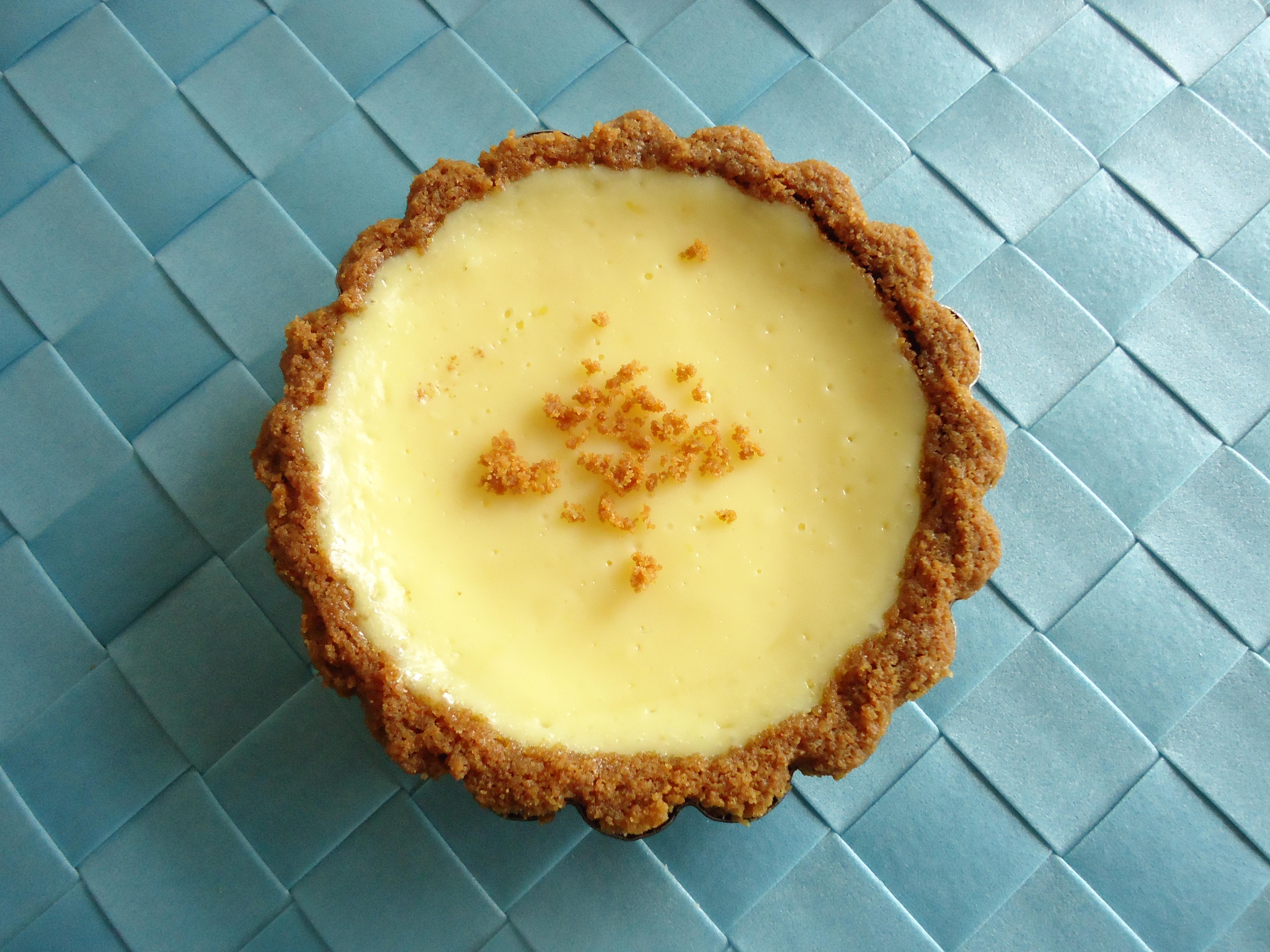Sehr Tartelettes Spéculoos au Citron … et Première Blog Box ! – Maryse  ME04