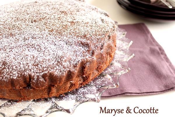 Gâteau au chocolat 004