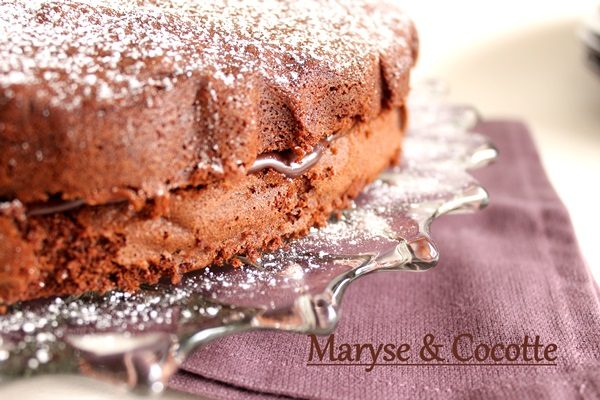 Gâteau au chocolat 020
