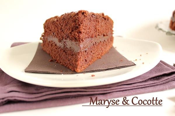 Gâteau au chocolat 039