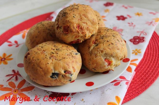 Petits pains salés 195