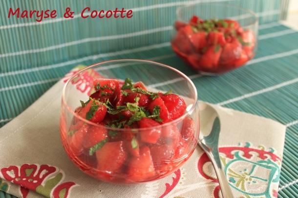 Salade de fraises 038