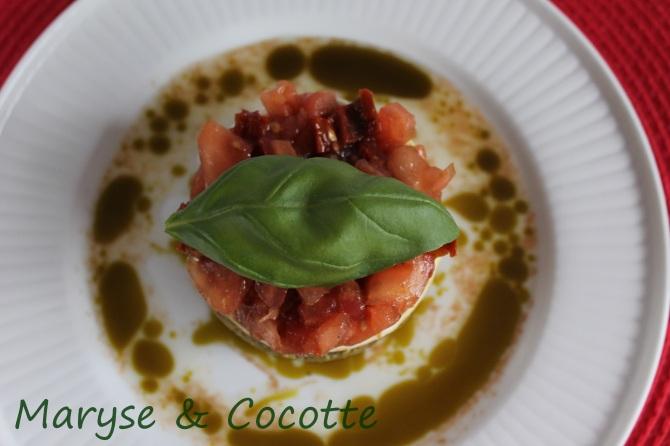 tartare de tomates en mille-feuilles 1 007