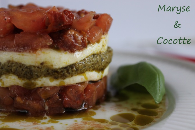tartare de tomates en mille-feuilles 1 032