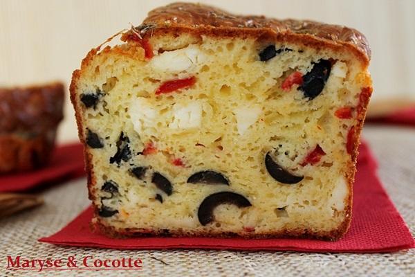 Cake salé 099