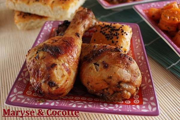 Pilons de poulet 153