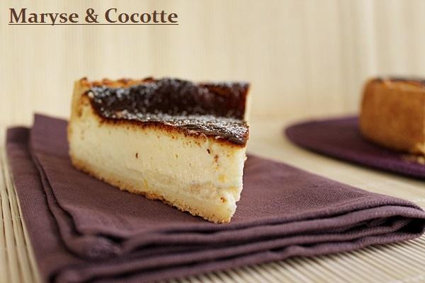 Tarte au fromage blanc 070