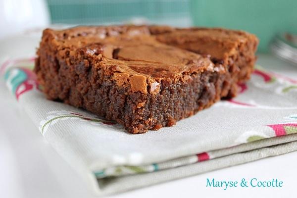 Fondant Chocolat Confiture De Lait Maryse Cocotte