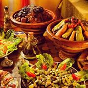 Cuisine marocaine —